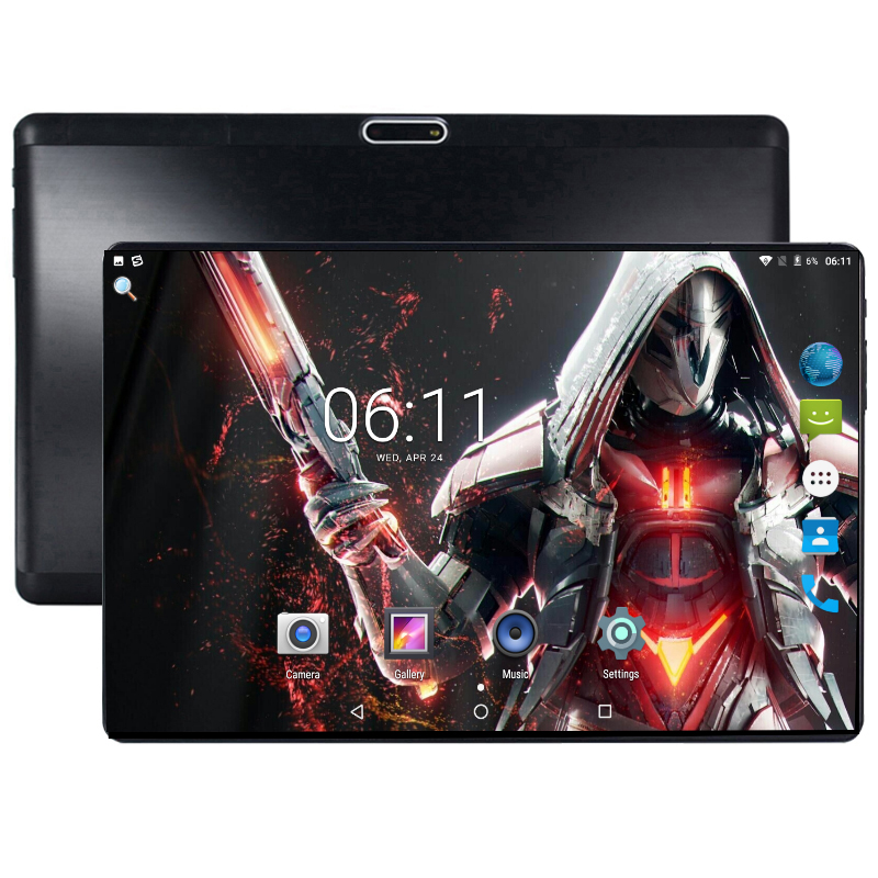 2019 Global ROM MediaPad MTK Octa Core 10 Inch 4G RAM 64G ROM 1280*800 IPS Screen LTE 6000mAh Android 8.0 Tablet 10+ Gift