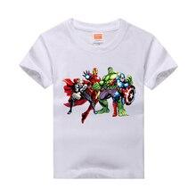 Camiseta niños Marvel