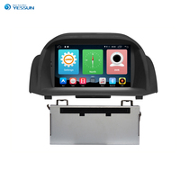 Yessun For Ford Fiesta 2013~2015 Android Car Navigation GPS HD Touch Screen Multimedia Stereo Player Audio Video Radio.