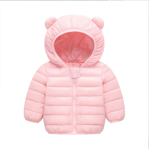 2019 Autumn Winter Jackets For Girls Coat Children Parkas Kids Boys Jackets Baby Girls Jackets Warm Hooded Outerwear Coat Karachi