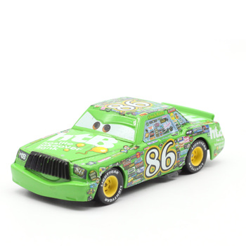 Disney Pixar Cars 2 3 Lightning McQueen NO:86 Chick Hicks Metal Diecast Toy Car 1:55 Loose Brand New In Stock & Free Shipping free shipping 5pcs fa5571n in stock