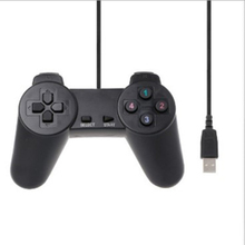 USB 1.01/ 2.0 Controller Gamepad for PC USB Joystick for PC Game Wired Computer