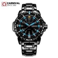 T25 светящиеся тритиевые мужские часы Waterproof200m военные дайвинг спортивные кварцевые часы мужские роскошные Брендовые Часы, мужские наручные