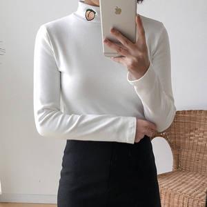 b3199839 xwwdvv T Shirt Tee Tops Tshirt Women T-shirt Long Sleeve