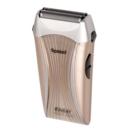 Kemei men s new electric reciprocating shaver razor by 2 aa batteries for men razor barbeador.jpg 250x250