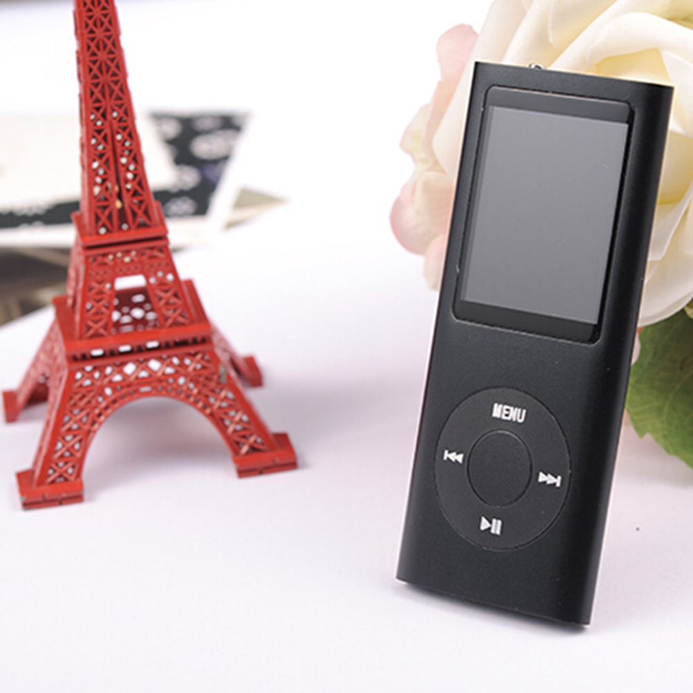 With Fm Radio E Book Hd Video Mp4 Player High Quality Lcd -9539