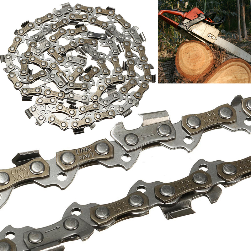 16inch Replacement Chainsaw Saw Chains 3/8″ For Gauge 58DL Drive Link Accessory