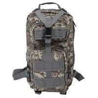 TEXU 30L Rucksacks Molle Backpack Man Shoulder Bag ACU Camouflage