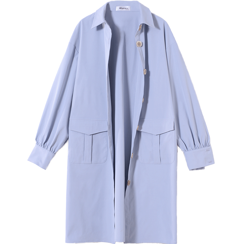 Mishow 2019 Женское весеннее пальто MX19A7338