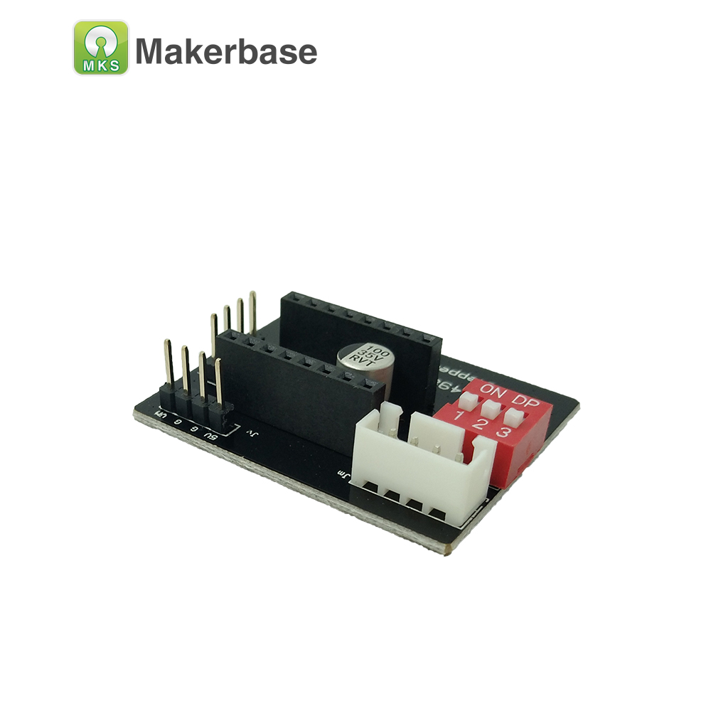 3D Printer parts A4988 8825 External stepper motor driver board panel additional adapter Extended Interface good