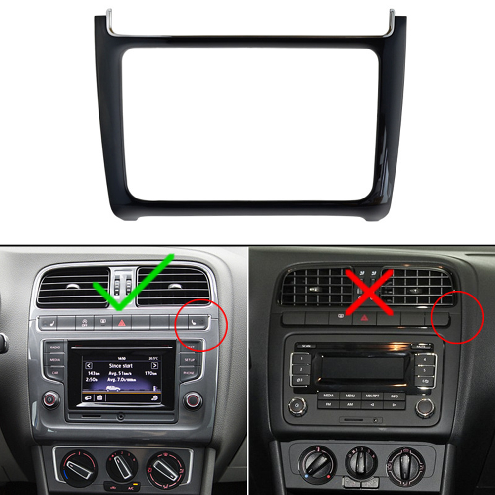 buy android car dvd frame for volkswagen. Black Bedroom Furniture Sets. Home Design Ideas