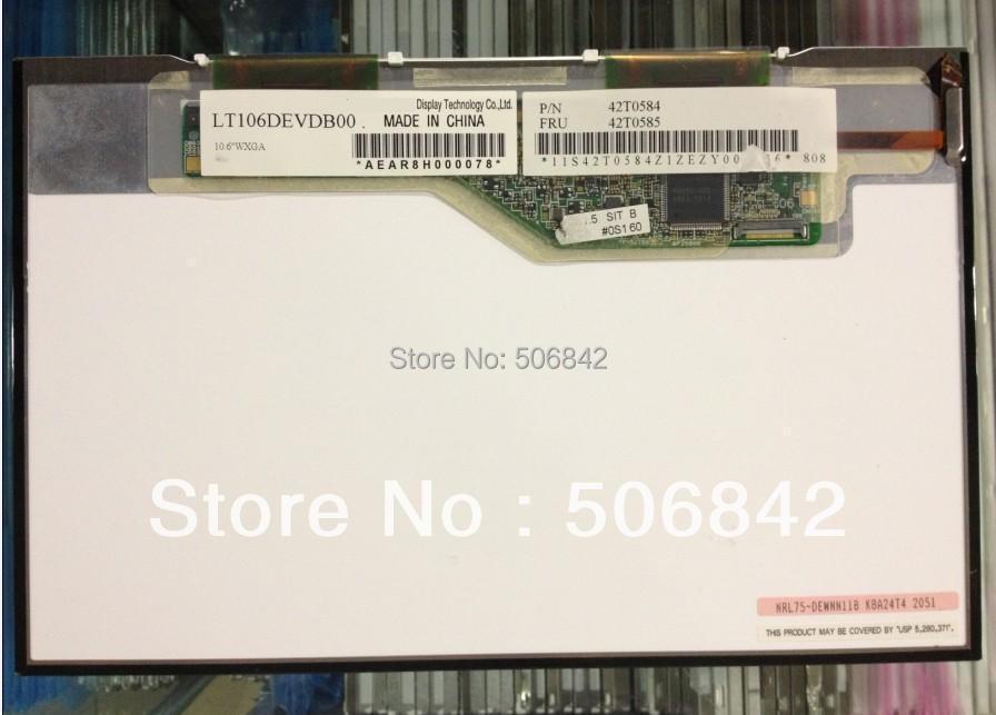 """10,"""" светодиодный экран для ноутбука LT106DEVDB00, новинка"""