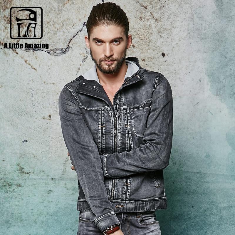 Popular Denim Jacket with Hoodie-Buy Cheap Denim Jacket with ...