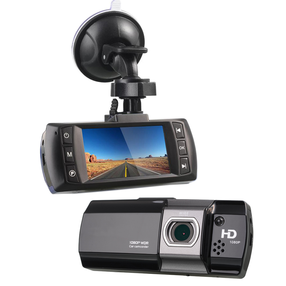 Original Car DVR Novatek 96650 AT550 Full HD 1080 with Car Camera Wide Angle Vehicle + G-Sensor / WDR / Night Vision Registrator стоимость