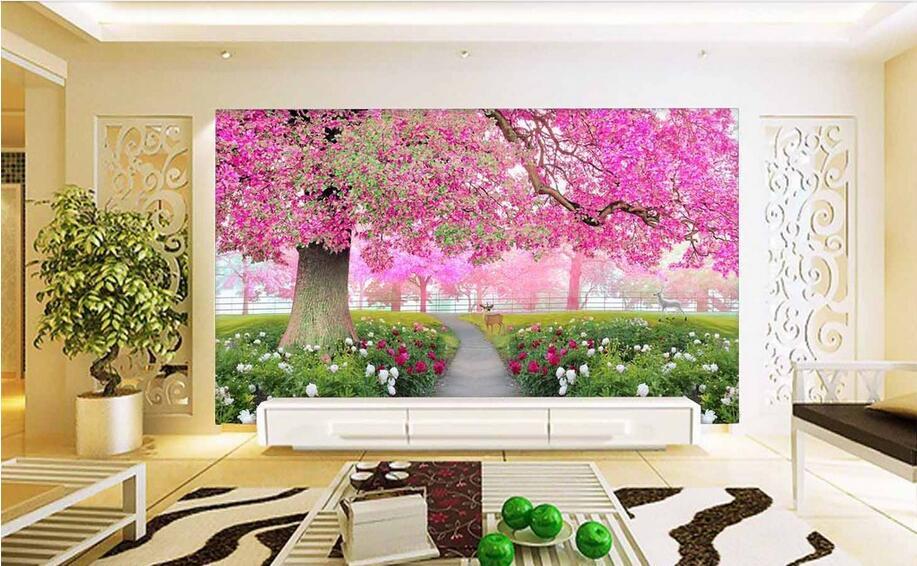 Aliexpress.com : Buy 3d wallpaper High end custom mural non woven ...