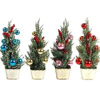 Wedding Decorations Led Light Christmas Tree Ornaments Artificial Christmas Tree New Year S Home Decoraion Mini