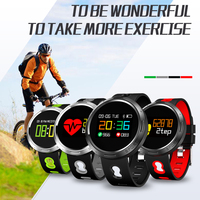 Health Tracker bluetooth Sport Bracelet Heart Rate Monitor Smart Wristband for IOS For Android Smartphone
