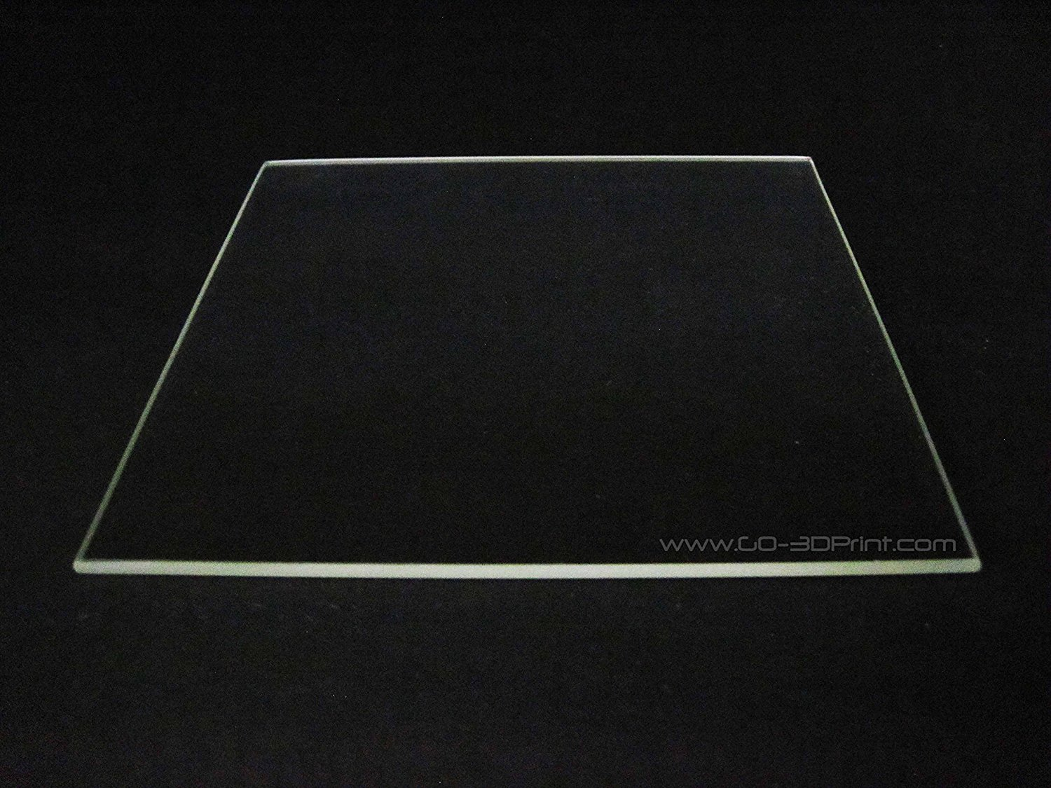 130mm x 130mm 5 125 quot x 5 125 quot Borosilicate Glass Plate Bed with Flat Polished Edge for 3D Printer in 3D Printer Parts amp Accessories from Computer amp Office