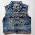 Denim Vest Children Denim Vest Coat For Boys & Girls Fashion Rivet Waistcoat For Spring And Summer autumn 2016 Boys Waistcoat
