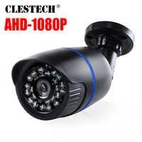 SONY IMX323 tout AHD caméra de vidéosurveillance 3000TVL 720P 960P 1080P numérique 2.0MP étanche IP66 support de Surveillance de sécurité extérieure