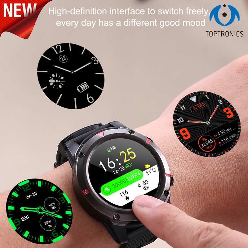 Professional Outdoor GPS Compass Wristwatch Activity Tracker IP67 Waterproof Heart rate Monitor Smart Watch Men For Android IOSProfessional Outdoor GPS Compass Wristwatch Activity Tracker IP67 Waterproof Heart rate Monitor Smart Watch Men For Android IOS