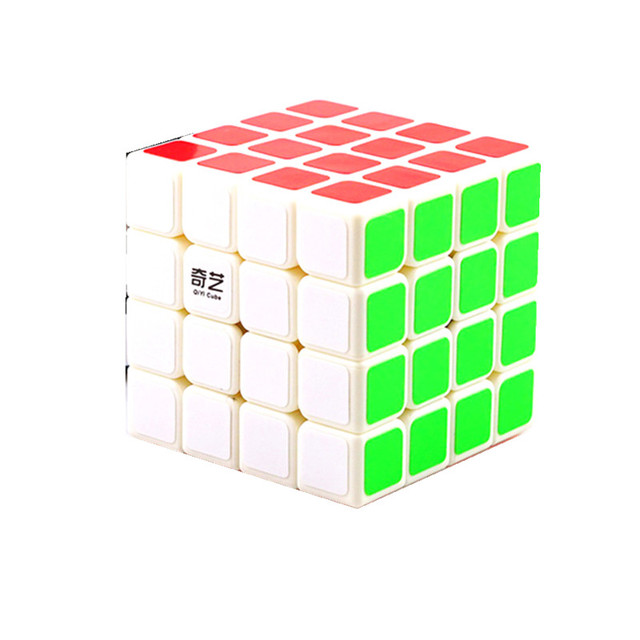 Magic Cubes Professional 4x4x4 6.2CM Sticker Speed Twist Puzzle Toys for Children Gift Rubiks Cube