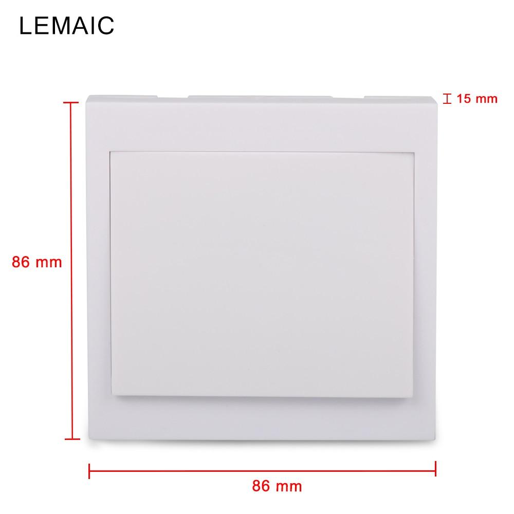 Interruptores e Relés de parede pegajosa smart home Distance : up to 30 Meters