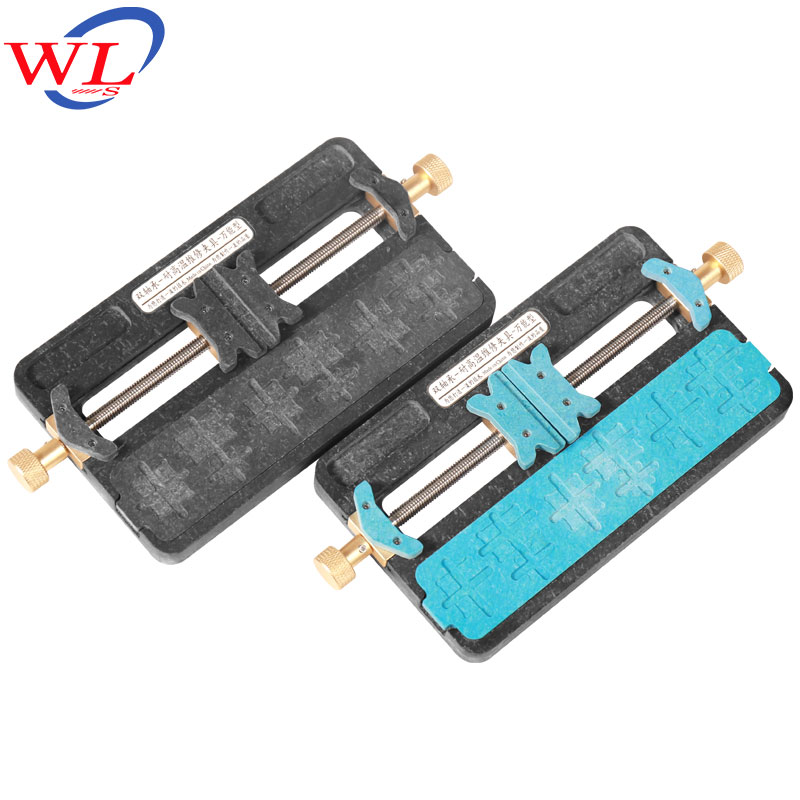 Factory Store Phone Soldering Repair Tool Motherboard PCB Holder Jig Fixture With IC Location for iPhone PCB Repair Holder image