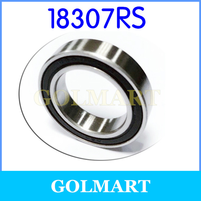 4pcs Bearing 18307-LBLU 18307 2RS 6903-18 18307RS Thin Wall Bearing Shielding Ball Bearing Bicycle bearing 18x30x7mm
