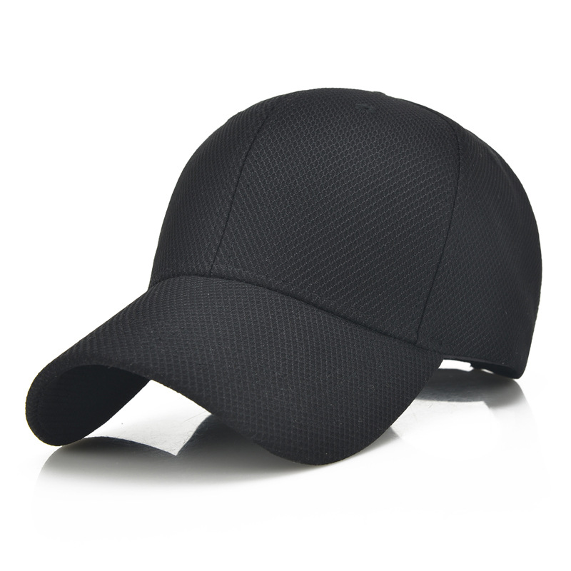 1piece Unisex Baseball Caps Motorcycle Cap Golf Hat Quick Dry Men Women Casual Summer Hat Mesh