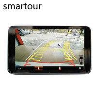 Smartour для Mercedes GLK X204 декабря 2013 plug and Интерфейс камеры автомобиля