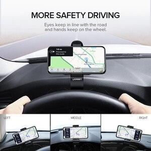 Image 3 - Ugreen Car Phone Holder for Phone Adjustable Holder on Car Dashboard Mobile Phone Holder Stand In Car Car Holder
