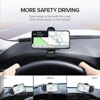 Dashboard Car Phone Holder Adjustable Clip Cellphones & Telecommunications
