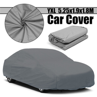 L/XL/YXL Size Universal Car Cover Indoor Outdoor Waterproof Rain Sun Snow Ice UV Dust Resist Protection Car Covers PEVA