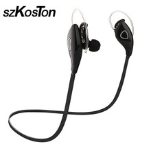 Wireless Bluetooth Earphone High Quality In-Ear Bluetooth 4.1 Sport Bluetooth Headset With Mic Noise Cancelling for Mobile Phone
