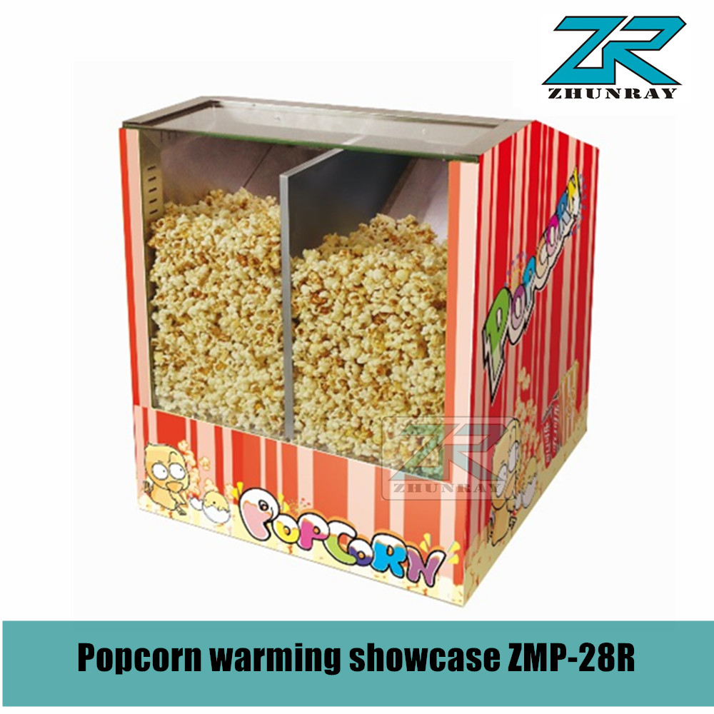 Hot sale popcorn warmer ZPM-28R food warmer popcorn hour с 200