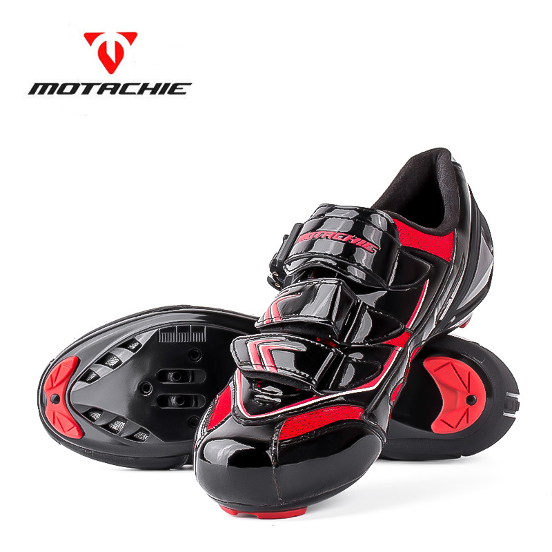 MOTACHIE road cycling shoes MTB racing mountain bike shoes men road bike athletic bicycle speakers self-locking professional west biking bike chain wheel 39 53t bicycle crank 170 175mm fit speed 9 mtb road bike cycling bicycle crank