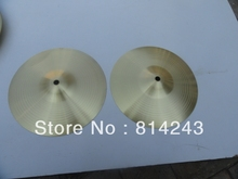 High Quality 10 Inch Traditional China Cymbals 25cm In Diameter Thickness 0.8mm Percussion Musical Instruments