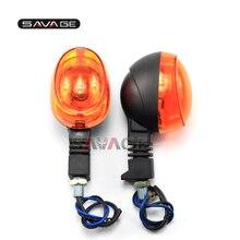 цена на For YAMAHA XVS 125/250/400/650/1100 Drag Star SRV250 V-Star Front/Rear Turn Signal Indicator Lamp Bulb Motorcycle Accessories
