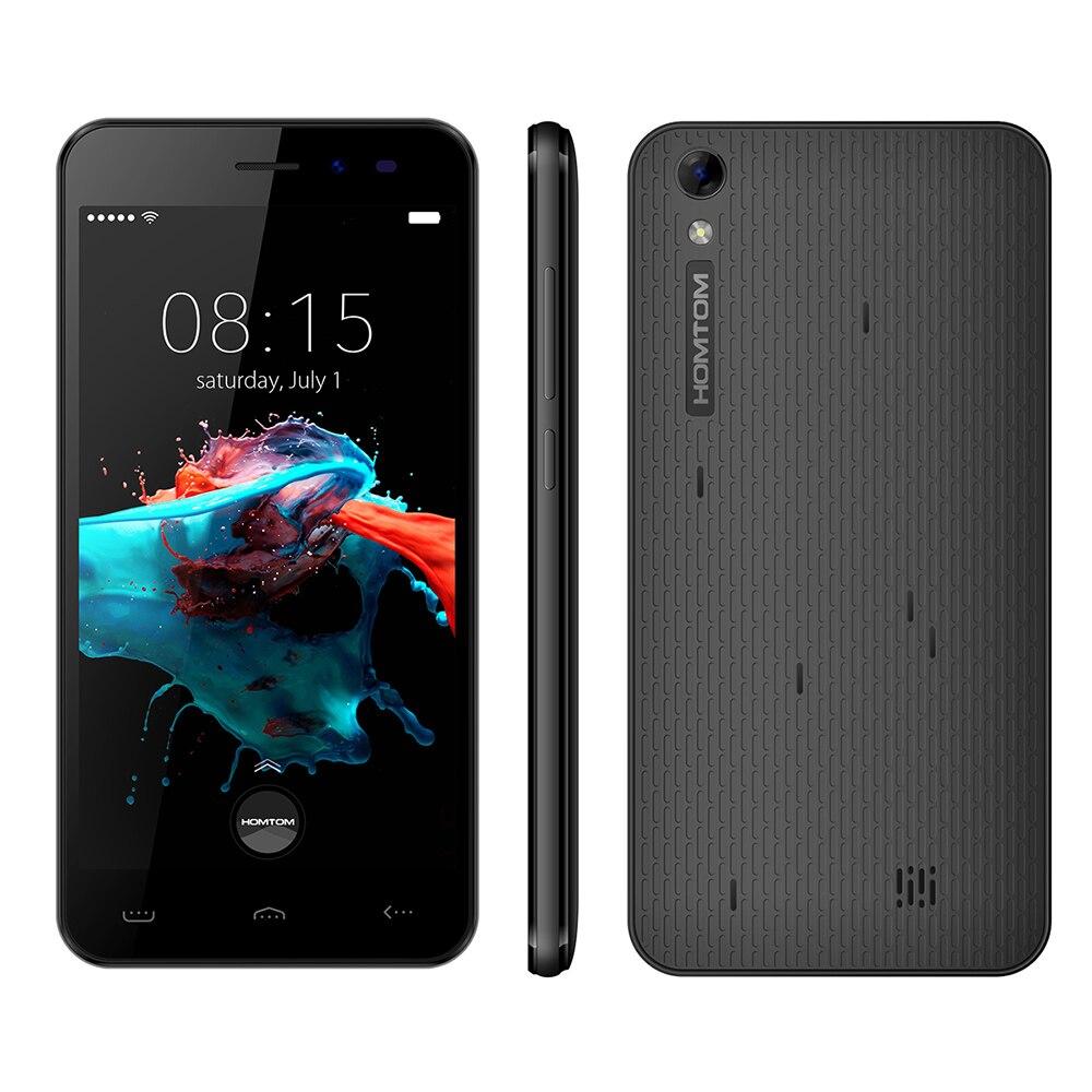 HOMTOM HT16 Android 6,0 5,0 дюймов смартфон 3G MTK6580 4 ядра 1. 3g Гц 1 ГБ Оперативная память 8 ГБ Встроенная память приложение Wakeup Gesture gps-gps Bluetooth 4,0