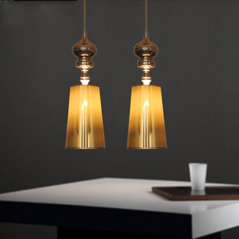 buy modern brief pendant lamps dining room pendant lights white black golden silver spain jaime hayon design metalarte josephine from