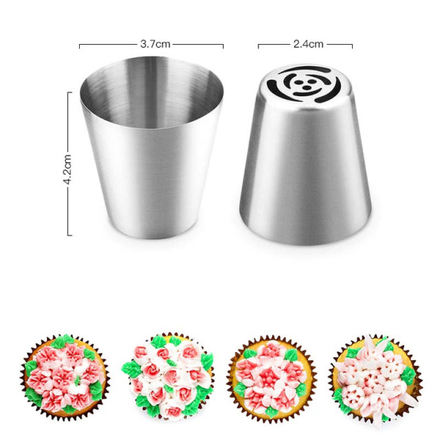 Dessert Decorating Stainless Steel Tools