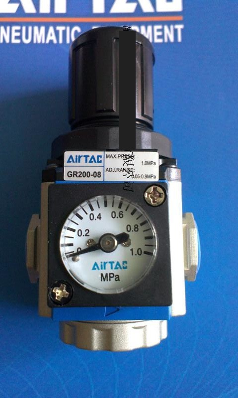 AirTac GR200-08-F1 series of genuine original source. japan smc original genuine source of gas source processor ad402 04 end of the automatic drain water separator