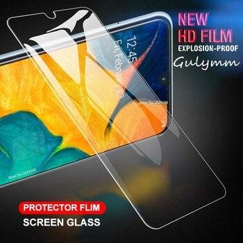9H 2.5D Premium szkło hartowane dla Samsung Galaxy A10 A20 A30 A40 A50 A70 A90 A80 2019 folia ochronna do M10 M20 M30 pokrywa