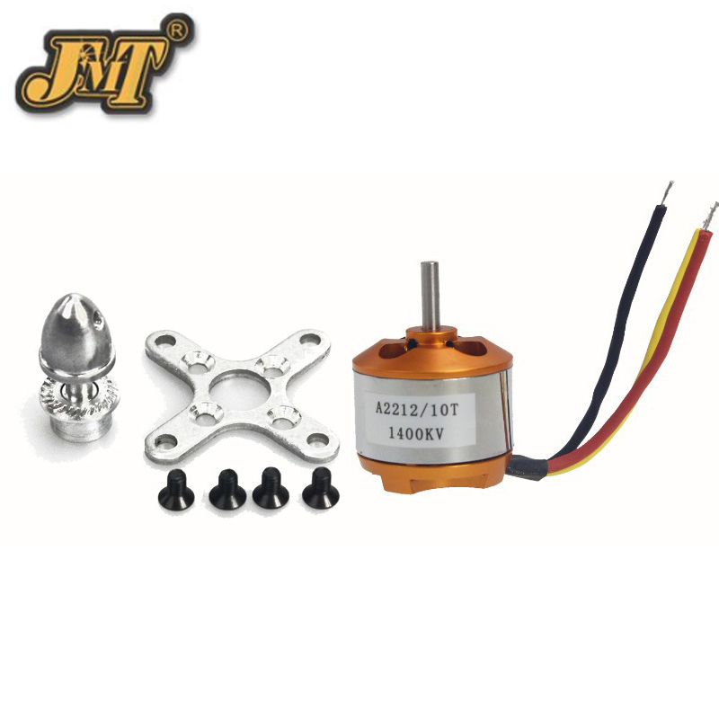 JMT A 2212 A2212 1400KV Brushless Outrunner Motor W/ Mount 10T,RC Aircraft/KKmulticopter 4axle Quad copter UFO