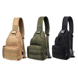 Single Shoulder Chest Bag Outd
