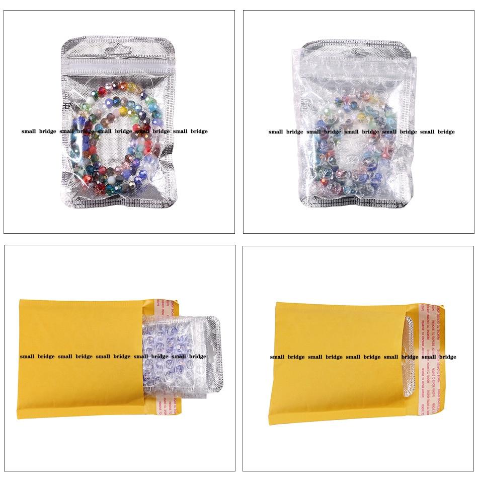 4, 6, 8 мм чешские хрустальные бусины для рукоделия своими руками, цветные граненые стеклянные бусины AB, Z179