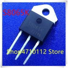 NEW 10PCS/LOT  S8065K S8065 8065K 800V/65A TO-3P