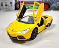 Scale1/36 car model, Alloy car, Die-Cast (TY8888), Good shape of car body, 2doors,free Shipping