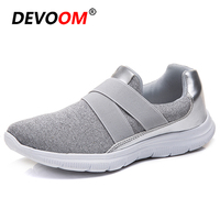Nurse Shoes Quality Slip on Shoes for Women Flats loafers Women Sneaker Casual Women Elastic Fabric Comfortable Ladies Footwear